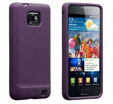 CASE-MATE PROTECTIVE CASE COVER SHELL FOR SAMSUNG GALAXY SII S2 I9100 - PURPLE