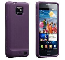 Case-Mate Schutzhülle Case Cover Shell für Samsung Galaxy SII S2 I9100-lila