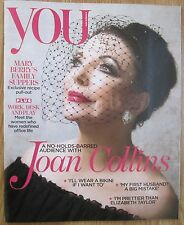 Joan Collins – You magazine – 2 March 2014