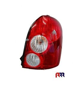 FOR MAZDA 323 ASTINA BJ SP20 5DR 01-03 TAIL LIGHT - RIGHT DRIVER SIDE