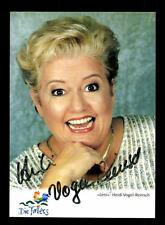 Heidi Vogel Reinsch Dia Fallers Autogrammkarte Original Signiert # BC 89074
