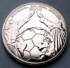 PORTUGAL 2-1/2 EURO 2014 FIFA World Cup, Brazil KM#840 K4.3