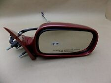 00-05 CADILLAC DEVILLE RIGHT PASSENGER SIDE POWER REARVIEW MIRROR 86U-RED TINT