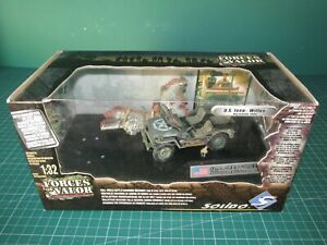 Forces of Valor 1/32 Jeep Willys Normandy 1944 - 150492