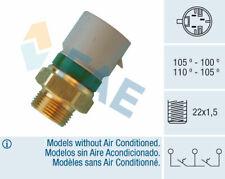 Thermocontact pour ventilateur FAE 38350 pour VECTRA B, VECTRA B BREAK