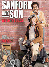 Sanford and Son Sixth Season 6 Six Brand New Sealed DVD bkuABH11oz