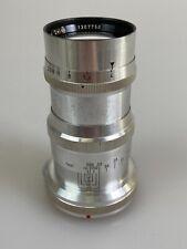 Carl Zeiss Sonnar 135mm f4.0 Contax Rangefinder