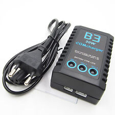 B3 20W Balance Charger 2S-3S Lipo Battery Charger for RC Helicopter good quality