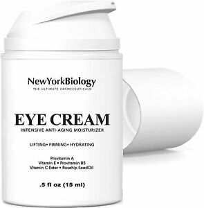 Hydrating Eye Cream Moisturizer For Dark Circles Fine Lines Puffiness Wrinkles