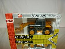 JOAL COMPACT 166 JCB 525-58 TELESKOPIC CRANE  - YELLOW 1:35 - GOOD IN BOX