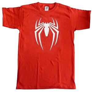 Spiderman PS4  T-SHIRT