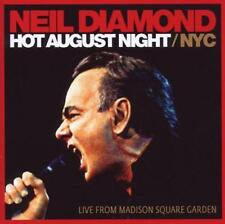 Neil Diamond - Hot August Night/NYC, Live From Madison Square Garden, 2 CD, 2014