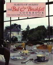 Bed and Breakfast Cookbook Murphy, Martha Watson Hardcover