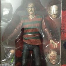 Freddy Krueger Action Figure Statue A Nightmare on Elm Street Model Kits Toy new
