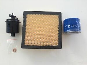 Filter Kit HONDA CRV RD1 2.0L B20B3 1997 - 2001 Oil Z79 Air A1310 (108 Fuel Z463
