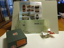 FERRARI 360 CHALLENGE TRANS KIT 1/18 PER BURAGO BBR PROMKIT01 DECAL+RUOTE ETC..