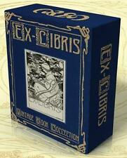 EX-LIBRIS 77 Rare Vintage Books on DVD-Rom, Bookplates, Book Plate Art