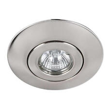 SALE Polished Chrome GU10 Mains Converter Recessed Ceiling Downlight Large Hole