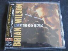 Brian Wilson, Live at the Roxy Theatre, 2x JAPAN CD+Obi, VICP-61788/89, +6 Bonus
