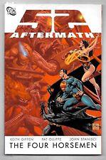 52 AFTERMATH THE FOUR HORSEMEN / GIFFEN , OLLIFFE / DC COMICS V.O ANGLAIS