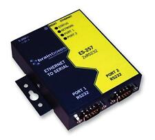ETHERNET TO SERIAL RS232 2 PORT Accessories Controllers