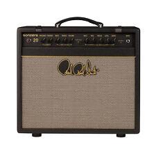 "PRS Paul Reed Smith Sonzera 20 Tube Guitar Combo Amplifier Amp 20W 1x12"" Black"