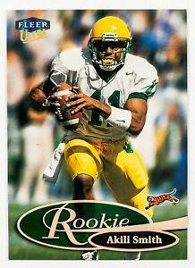Akili Smith #278R (1999 Fleer Ultra) Football Card, Cincinnati Bengals, Rookie!