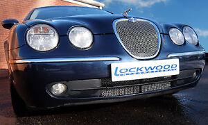 Jaguar S Type LOWER Grille Insert