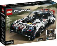 NEW  LEGO Technic 42109 CONTROL+ App-Controlled Smart Hub BBC Top Gear Rally Car