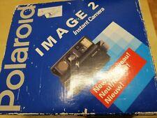 Polaroid Sofortbildkamera Image 2 black Instant Film Spectra Kamera