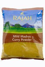 RAJAH Mild Madras Curry Polvere 1kg
