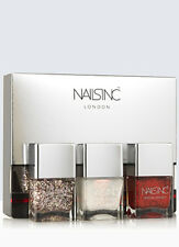Nails inc Winter Wonderland Nail polish collection Full Size Bottles .47oz