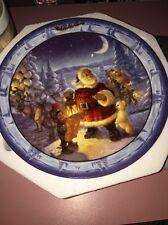 The Trade Exchange Santa Plate