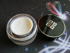 ombre couture creme eyeshadow waterproof top coat blanc satin size .14oz flaw