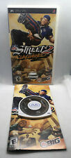 NFL Street 2 Unleashed - Complete CIB - Sony Playstation Portable PSP