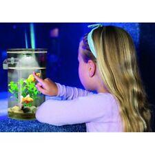 PESCE Wonder ® Auto Pulizia Acquario Divertimento Vasca dei Pesci KIT COMPLETO Betta Fishbowl