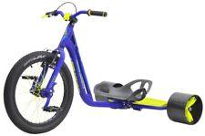 Triad Underworld 3 blu/giallo neon drifttrike triciclo DOWNHILL Drift Trike