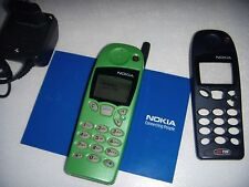 NOKIA 5110 GREEN ORIGINALE 1999 NO BRAND ESEMPLARE PARI AL NUOVO UNICO+BATT ORIG