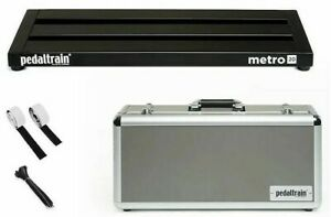 Pedaltrain Metro 20 with Hard Case, BRAND NEW FROM DEALER! FREE S&H IN U.S. 48!