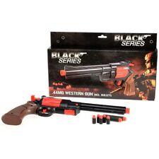 Black Series Handgewehr mit Schalldämpfer Kugeln Pistole Spiel