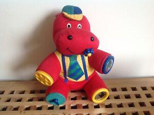 Vintage Boots Activity Hippo Happypotamus Soft Toy Excellent condition