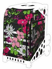 Zuca Petals and Stripes Floral Sport Insert Bag (Frames Sold Separately)