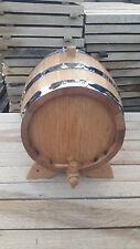 20L (5.3gal) hungarian oak barrels for wine, whiskey & beer