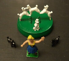 Corgi Mary Chipperfield  Performing Poodles No 511  Metal Casting / spare parts