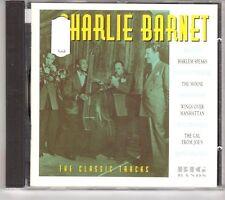 (GM398) The Classic Tracks, The Genius Of Charlie Barnet- 1996 CD