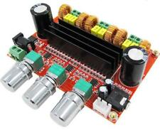 Dc12V-24V 2*50W+100W 2.1 Channel digital Subwoofer Amplifier Board Tpa3116D2