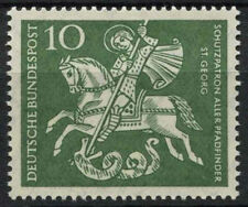 Germania OVEST 1961 SG # 1260 pathfinders, BOY SCOUT MNH #D 4585