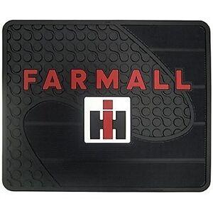 international harvester ih farmall utility mat back rear floor tractor mat cover