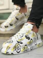 Chekich CH255 Sneakers Airforce | Graffiti Schuhe | Turnschuhe | Mehrfarbig