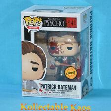 American Psycho - Patrick Bateman with Axe Pop! Vinyl Figure #942 - Chase
